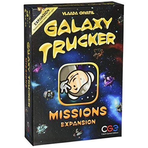 Galaxy Trucker: Missions Exp
