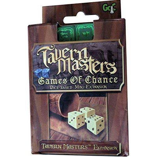 Games of Chance: Tavern Masters Exp.