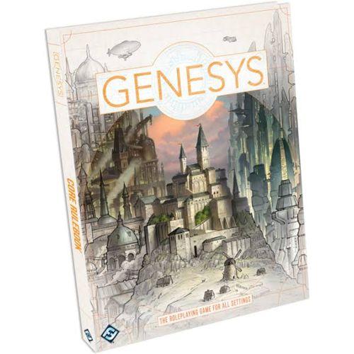 Genesys: A Narrative Dice System Core Rulebook