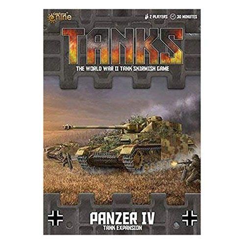 German Panzer IV: TANKS Exp