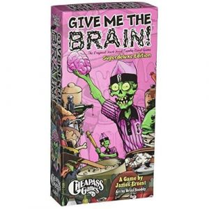 Give me the Brain superdeluxe edition
