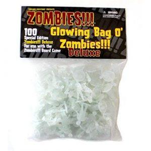 Glowin' Bag O' Zombies!!!: Deluxe!!!