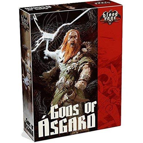 Gods of Asgard-Blood Rage Expansion