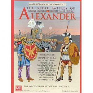 Great Battles of Alexander Deluxe Expanded Edition