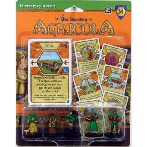 Green- Agricola Game Expansion