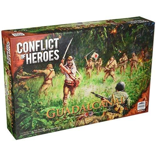 Guadalcanal: Conflict of Heroes
