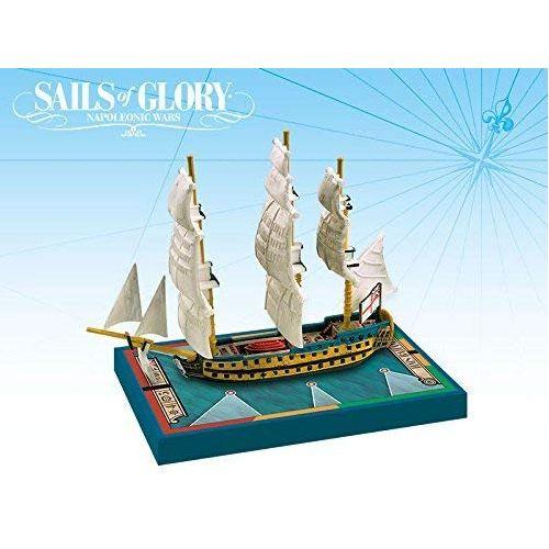 HMS Bahama 1805 / HMS San Juan 1805: Sails of Glory Ship Pack