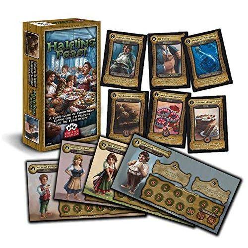 Halfling Feast Card Game
