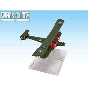 Wings of Glory: Handley Page O/400: (RNAS)