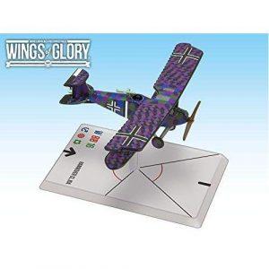 Wings of Glory: Hannover CL.IIIA (Baur/Von Hengl)