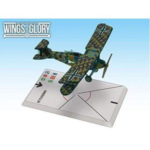 Wings of Glory: Hannover CL.IIIA (Hager/Weber)