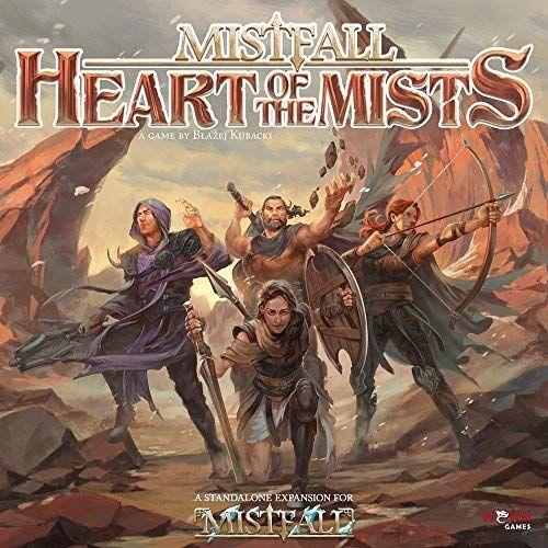 Heart of the Mists: Mistfall