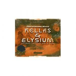 Hellas & Elysium: Terraforming Mars Exp