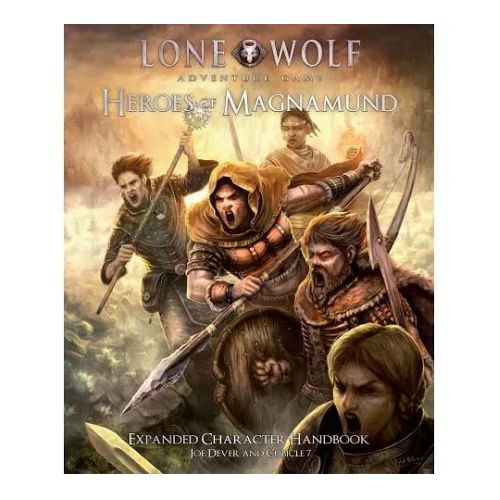 Heroes of Magnamund - Lone Wolf Adventure Game