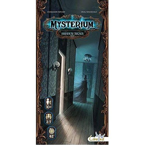 Hidden Signs: Mysterium Expansion 1