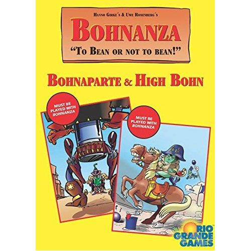 High Bohn Plus Bohnaparte: Bohnanza Exp