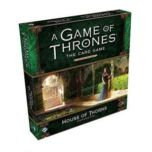 Game of Thrones LCG 2E: House of Thorns Deluxe Expansion