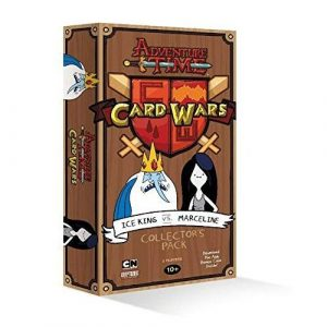 Ice King vs Marceline: Adventure Time Card Wars