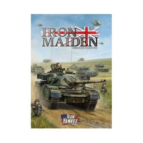 Iron Maiden Rulebook (48p)