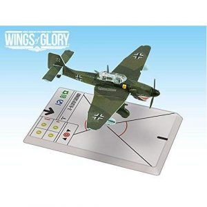 Junkers Ju.87: WW2 Squadron Pack (Wings Of Glory)