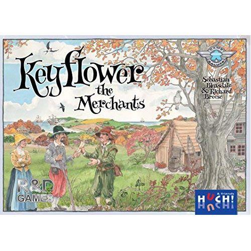 Keyflower - The Merchants expansion
