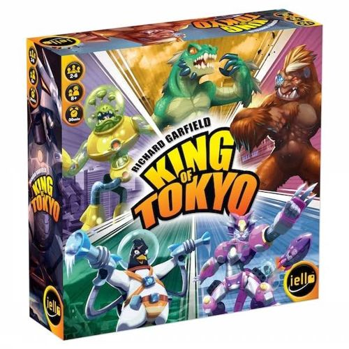 King of Tokyo Second Editon