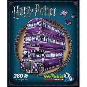 Knight Bus - Wrebbit 3D Harry Potter Puzzle