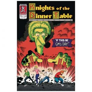 Knights of the Dinner Table Issue # 256