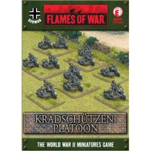Kradschutzen Platoon (and HQ)