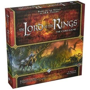 LOTR- The Card Game