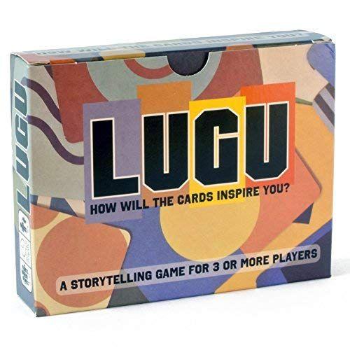 LUGU (Storytelling Card Game)