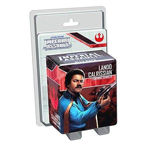 Lando Calrissian Ally Pack: Star Wars Imperial Assault