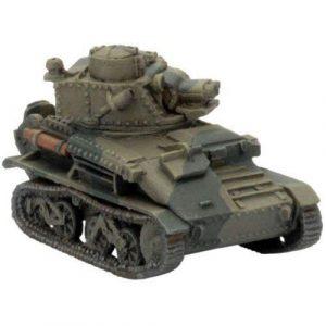 Light Mk VI B (C gun included) x 3