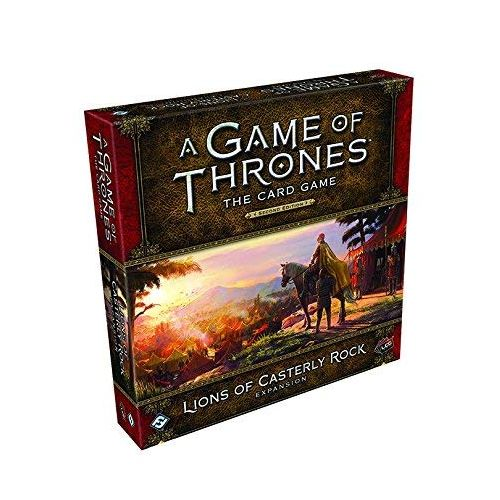 Lions of Casterly Rock: AGOT LCG 2nd Ed