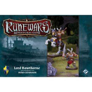 Runewars: Miniatures Game - Lord Hawthorne Expansion Pack