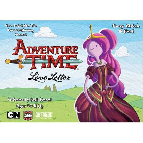 Love Letter: Adventure Time Clamshell Edition