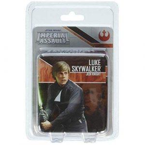 Star Wars: Imperial Assault - Luke Skywalker Jedi Knight Ally Pack