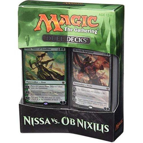 MTG Duel Decks: Nissa vs. Ob Nixilis