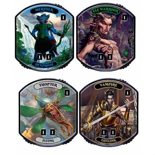 Magic: The Gathering Relic Tokens Lineage Collection
