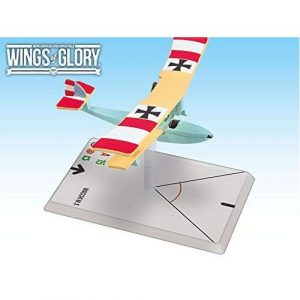 Wings of Glory: Macchi M.5 (Welker)