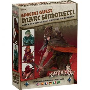 Marc Simonetti Special Guest: Zombicide Black Plague