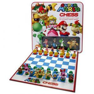 Mario Chess in Tin