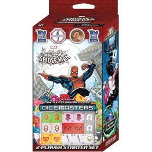 Marvel Dice Masters: Amazing Spider-Man Starter