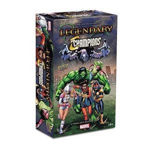 Marvel Legendary: Champions Exp