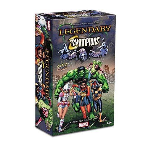 Marvel Legendary: Champions Exp.