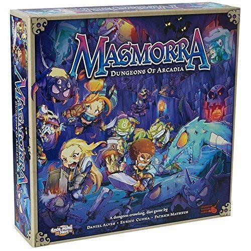 Masmorra Dungeons Of Arcadia (Core Box)