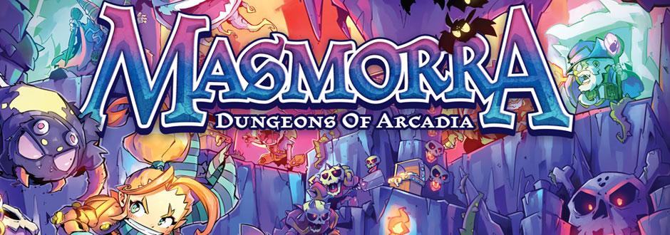 Masmorra Dungeons of Arcadia Review