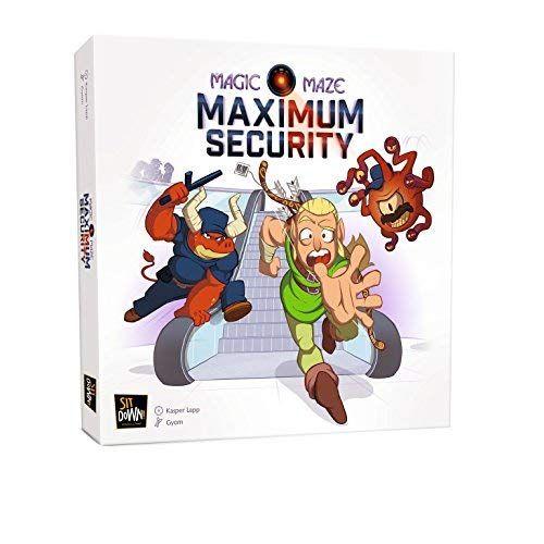 Maximum Security: Magic Maze Exp