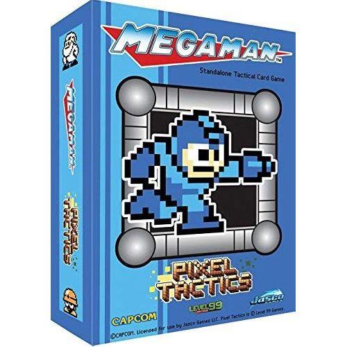 Mega Man Blue Box: Pixel Tactics