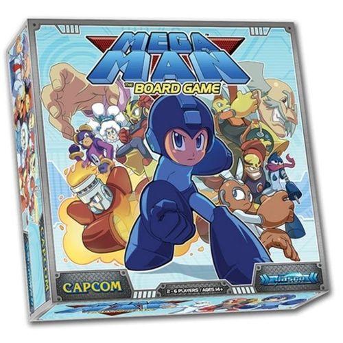 Mega Man (The Board Game)